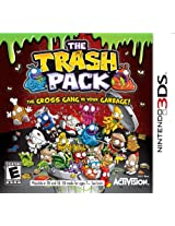 Trash Pack (Nintendo 3DS) (NTSC)
