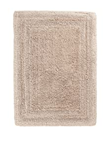 Terrisol Reversible Cotton Bath Rug (Latte)