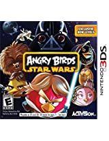 Angry Birds Star Wars (Nintendo 3DS) (NTSC)
