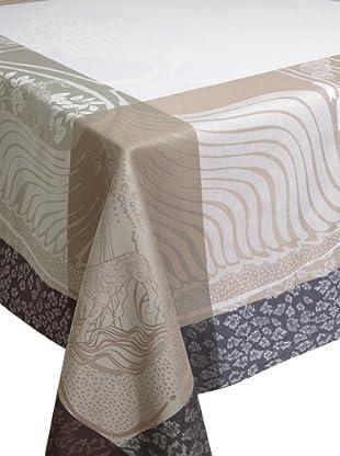 Garnier-Thiebaut Savane Table Cloth (Galuchat)