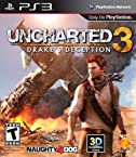 Sony Computer Uncharted 3 Drakes Deception (Std Edition) - PS3