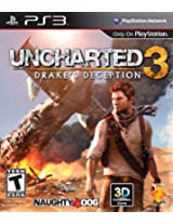 Sony Uncharted 3: Drake's Deception-PS3