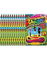 Ja-Ru Rainbow Chinese Jump Rope Party Favor Bundle Pack