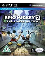 Epic Mickey 2: The Power of Two (PS3)