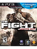 The Fight: Lights Out - Playstation 3 [DVD-ROM] [video game]