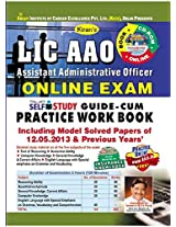 LIC AAO Assistant Administrative officers Online Exams (With Cd)