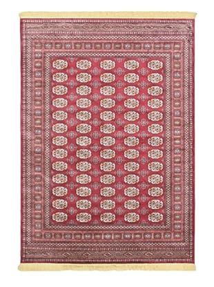 Soraya Traditional Rug (Dark Red)