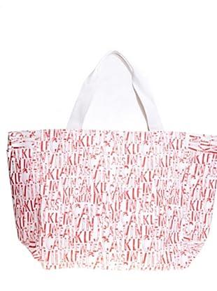 Calvin Klein Bolso blanco / rojo