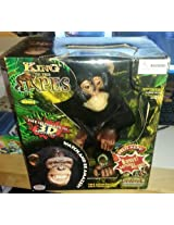 "11"" Electronic King Of The Apes ""The Chimpanzee"" Ultimate In 3 D Motion"