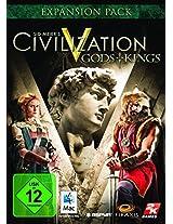 Civilization V Gods And Kings Expansion Pack MRP 699