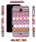 FUSON PREMIUM TRIBAL AZITEC DESIGNER SILICON BACK CASE COVER FOR MICROMAX CANVAS A106 UNITE 2 - MODEL NO D27