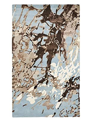 Soho Rugs Arbor (Blue/Multi)