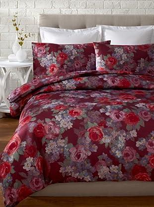 Schlossberg Rosanna Duvet Set (Rouge)