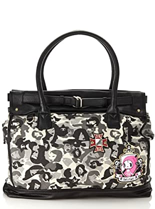 Tokidoki Shopping Bag Venice (Schwarz)