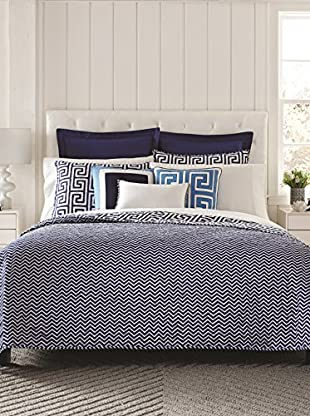 Happy Chic by Jonathan Adler Greek Key Reversible Quilt Set