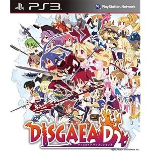 日本一ソフトウェア PS3ソフト ディスガイア D2(通常版)