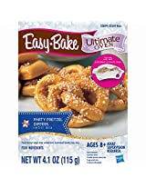 Easy Bake Ultimate Oven Party Pretzels Refill Pack