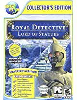 Royal Detective: The Lord of Statues with Bonus Game: Sherlock Holmes: The Hound of the Baskervilles - Collectors Edition (PC)