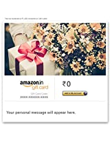 Gift and Flowers - E-mail Amazon.in Gift Card