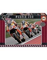 Moto Gp 2014 2015 Educa 200 Piece Puzzle
