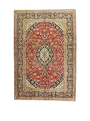 Eden Teppich   M.Kashan 204X294 mehrfarbig