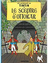TINTIN PETIT FORMAT 8 LE SCEPTRE OTTOKAR (Aventures de Tintin)