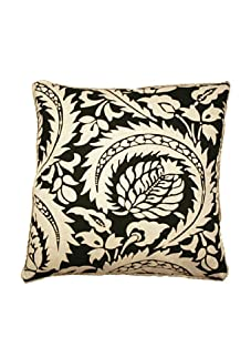 """Lacefield Designs Lisbon 20"""" x 20"""" Pillow, Ink"""