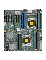 Supermicro EATX Extended ATX DDR4 LGA 2011 Motherboard X10DRH-CT-O