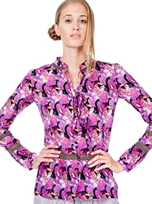 Custo Camisa Candy Holland (malva)