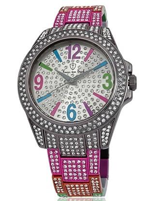 Hugo Von Eyck Reloj Amazing HE118-010A_Plata / Gris