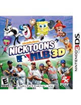 Nicktoons MLB 3D (Nintendo 3DS) (NTSC)