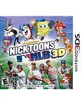 Nicktoons MLB 3D (Nintendo 3DS) (NTSC)
