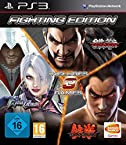 Fighting Edition (Tekken 6 + Soul Calibur 5 + Tekken Tag Tournament 2) [PS3]