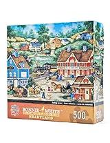 500-Piece Rolling Acres Puzzle Art by Bonnie White