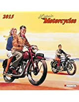 Historic Motorcycles 2015 (Media Illustration)
