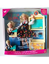 Vintage 1995 Mattel Teacher Barbie Doll Set #13914