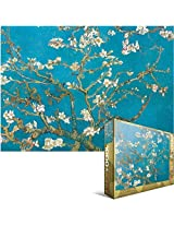 Eurographics Jigsaw Puzzle 1000 Pieces 19.25 X26.5 Van Gogh Almond Branches In Bloom By Euro Graphics