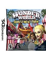 WonderWorld Amusement Park - Nintendo DS