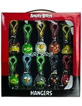Angry Birds Mini-Figure Hangers Boxset