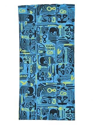 Salewa Banda de Pelo Icono Polygiene Hb (Azul)
