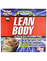 Labrada Nutrition Lean Body Carb Watchers - 42 Packs (Chocolate Ice Cream)
