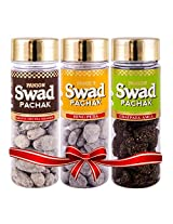 Panjon Swad Pachak Candy Pack of Hing Peda, Chatpata Amala and Khatta Meetha Khajoor Flavours- Pack of 3