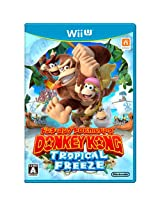 Donkey Kong Tropical Freeze [Japan Import]
