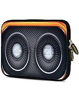 Amzer 7.9 - 10.5 Inches Designer Neoprene Sleeve Case for iPad/Tablet/e-Reader and Notebooks, Boom Shakalaka Speakers (AMZ5265105)
