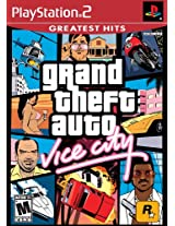 GTA Vice City - PlayStation 2