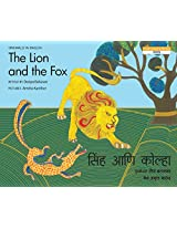 The Lion and the Fox/Sinh Aani Kolha (Bilingual: English/Marathi)