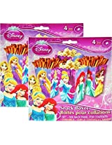 Disney Princess 8 Snack Boxes