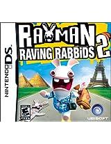 Rayman Raving Rabbids 2 (Nintendo DS) (NTSC)