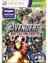 Marvel Avengers: Battle for Earth
