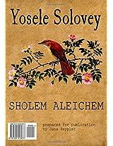 Yosele Solovey: Af Yidish